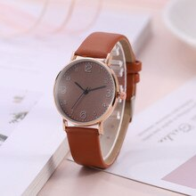 Fashion Simple Quartz Watch Female Casual Student Ladies Wrist Watch Designer Watches For Women Luxu