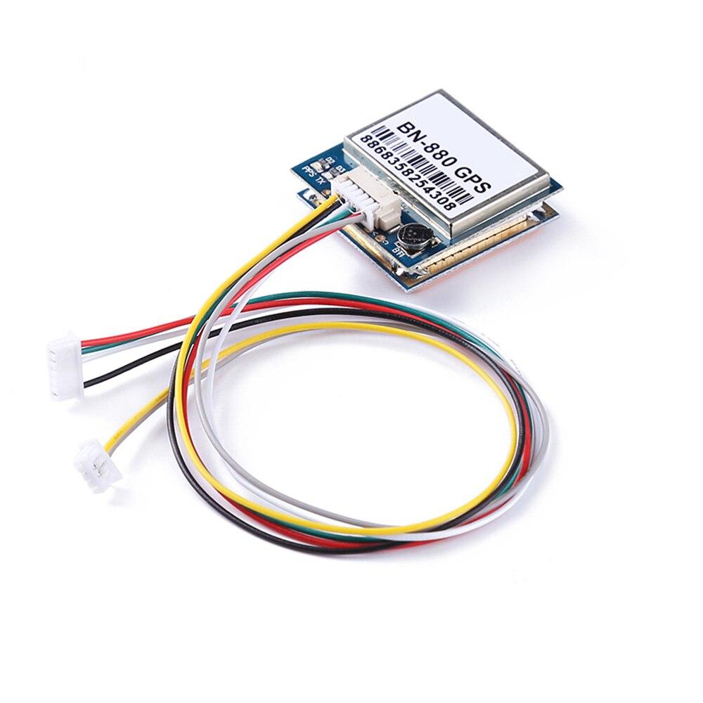 BN-880 GPS модуль управления полетом двойной модуль компас с вилкой для APM 2,6/APM2.8/PIXHAWK 2.4.8