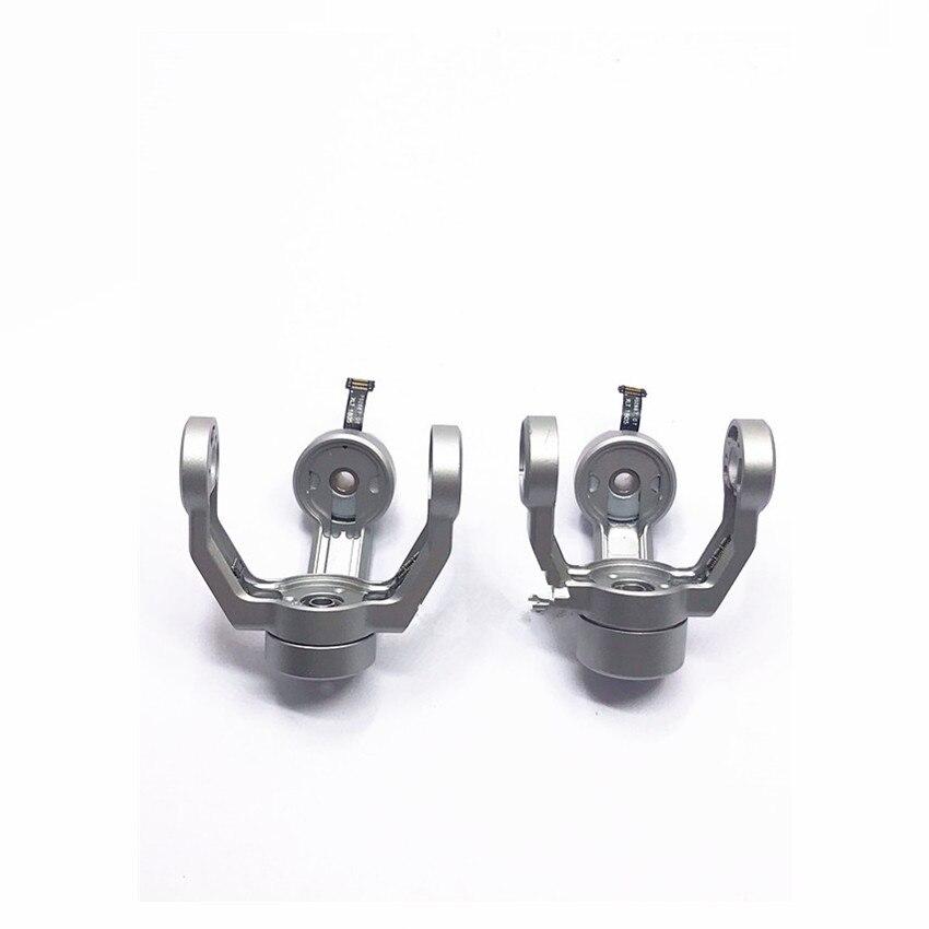 Original DJI Mavic 2 Zoom/Pro Camera Gimbal Roll Arm Holder bracket +YR Motor Spare repair Parts accessories Replacement USED enlarge