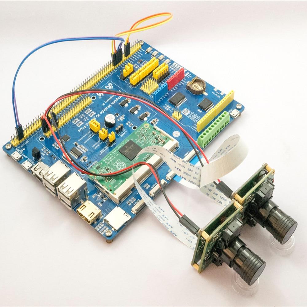 VEYE-MIPI-327E forRaspberry Pi and Jetson Nano XavierNX,IMX327 MIPI CSI-2 2MP Star Light ISP Camera Module enlarge