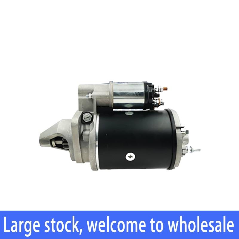Nsb529 2873b072 nsb529 s5019 2.8kw novo motor de arranque para trator massey ferguson