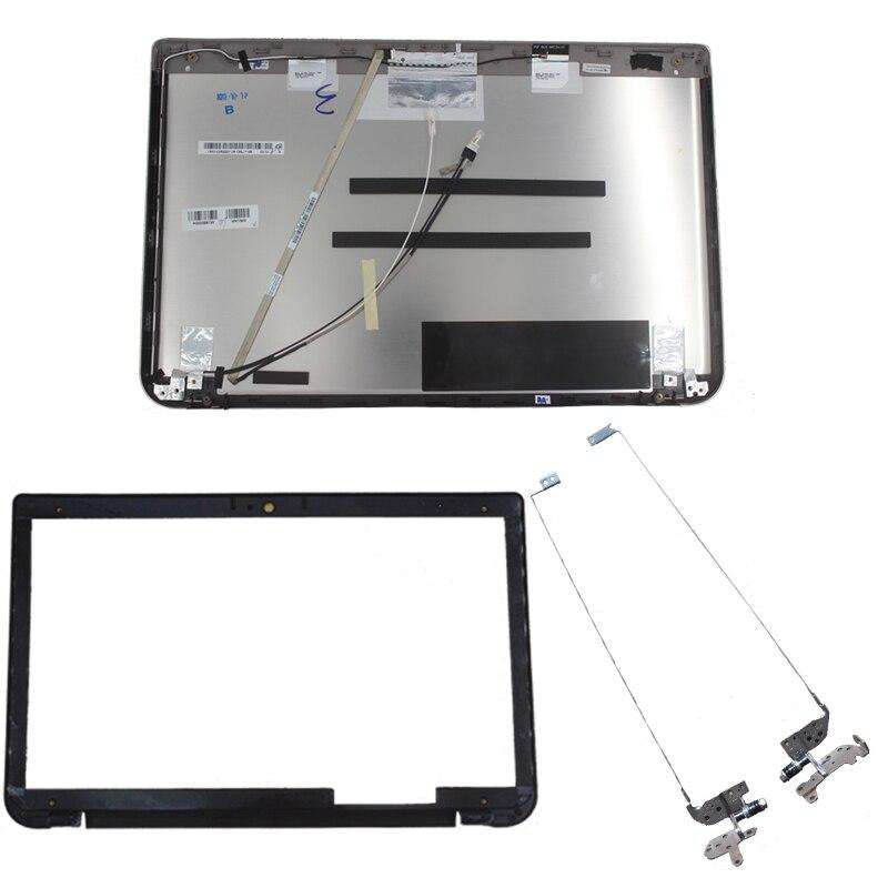 Новый ЖК-экран для Toshiba Satellite S55t-A, S55t-A5132, S55t-A5277, задняя крышка, сенсорный экран, ЖК-панель, ЖК-экран, L + R