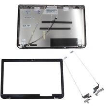 Nieuw Voor Toshiba Satellite S55t-A S55t-A5132 S55t-A5277 S55T-A5389 Lcd Back Cover Touchscreen/Lcd Bezel Cover/Lcd Scharnieren L + R