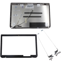 도시바 위성 S55t-A S55t-A5132 S55t-A5277 S55T-A5389 LCD 뒷면 커버 터치 스크린/LCD 베젤 커버/LCD 경첩 L + R