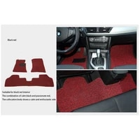 diy car foot pads are suitable for ford mercedes benz audi and other models auto accessories styling protector foot pads 2012