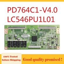 Carte mère PD764C1-V4.0 PD764C1-V4.0 LC546PU1L01 pour LED TV 4K à 2K carte dessai professionnelle LC546PU1LO1 carte TV t-con