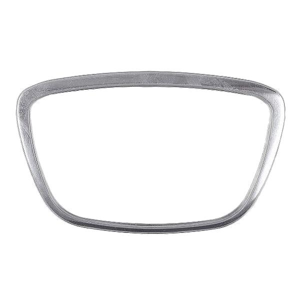 Car Steering Wheel Chrome Sticker Trim Cover Cap Decoration for A3/A4L/A5/A6L/A8L/Q5Q7