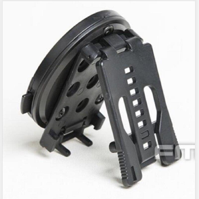 Sistema de montaje de FMA-TB1360GC, accesorio especial, cinturón MOLLE, cincha para colgar en la cintura, conexión rápida