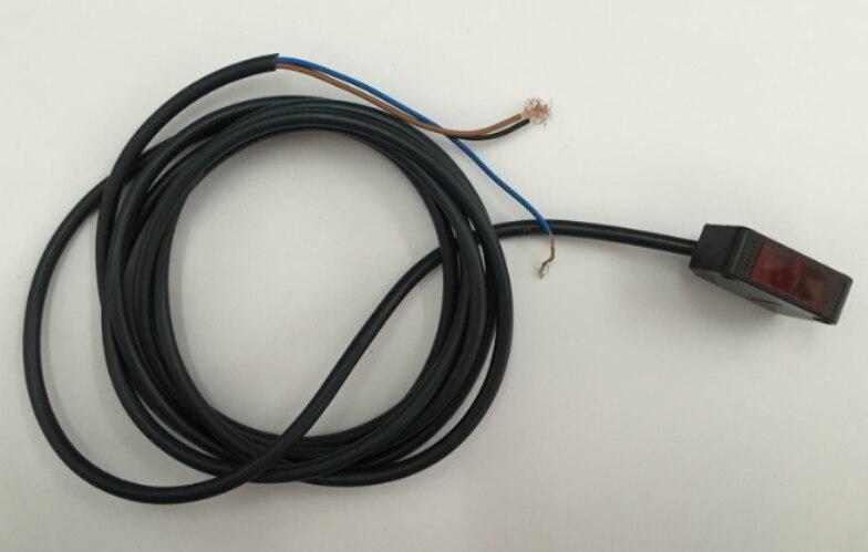 Linha de fibra óptica à reflexão difusa E32 DC200 tc200 zd200 zc31n Enrolador de cabo    -