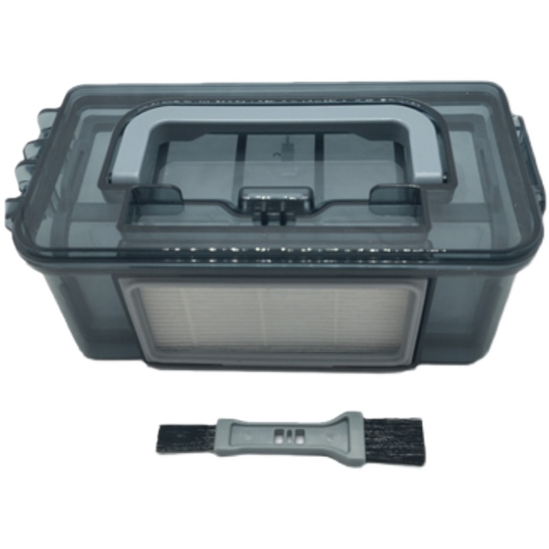 فراغ نظافة صندوق غبار مرشحات ل Blaupunkt BLUEBOT XSMART ، BPK-VCBB1XS Proscenic790T 780T قطع غيار مكنسة كهربائية