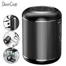Mini Bluetooth Speaker True Wireless Powerful Outdoor Bass Smart Speaker Clear Stereo Sound Subwoofe