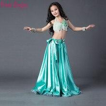 Nouveauté enfants/enfant/filles Costumes de danse du ventre ensembles pour danseur