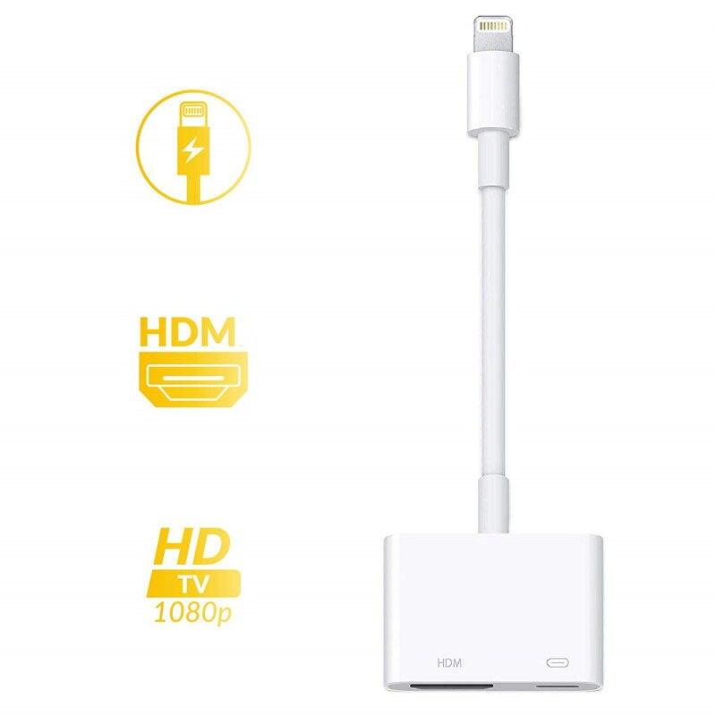 Los últimos 1080P adaptador de AV Compatible con HDMI convertidor de adaptador...