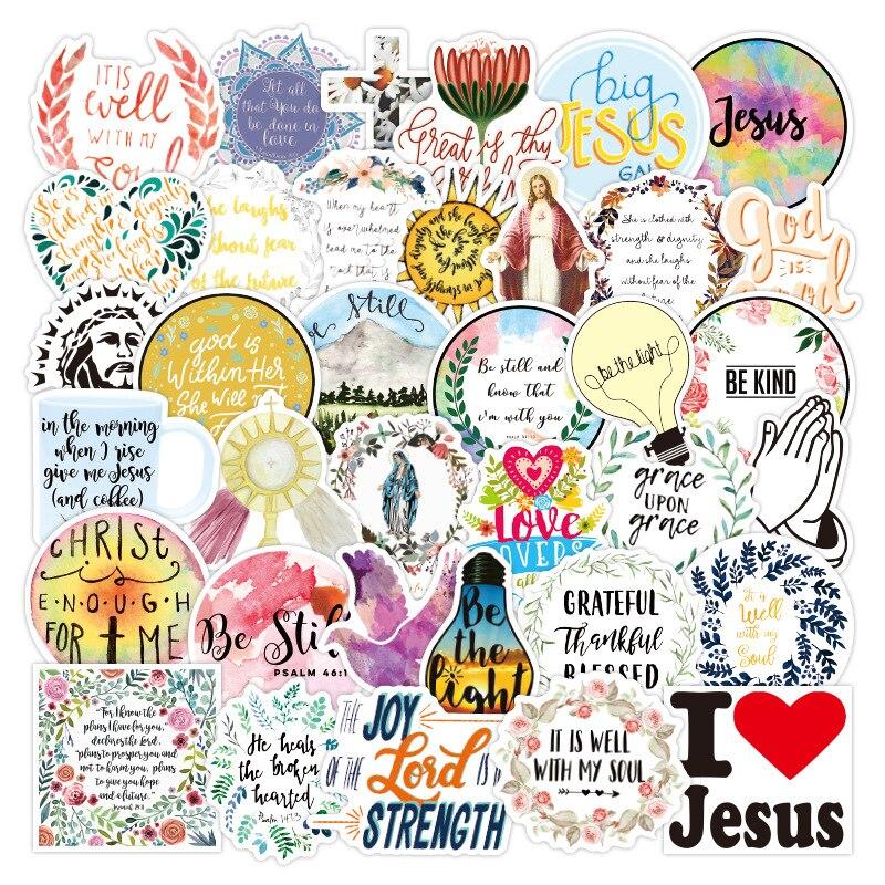 50pcs-gesu-i-cristiani-credono-nel-famoso-proverbi-parola-adesivi-per-lo-styling-moto-cassa-del-computer-portatile-del-telefono-giocattolo-per-bambini-sticker