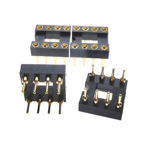 2 шт. Горячая новинка DIP-8 IC позолоченный DIP8 ICseat для LME49710 LME49720 OPA627 AD797 AD620 OP27 OP07 OPA637 OPA2134