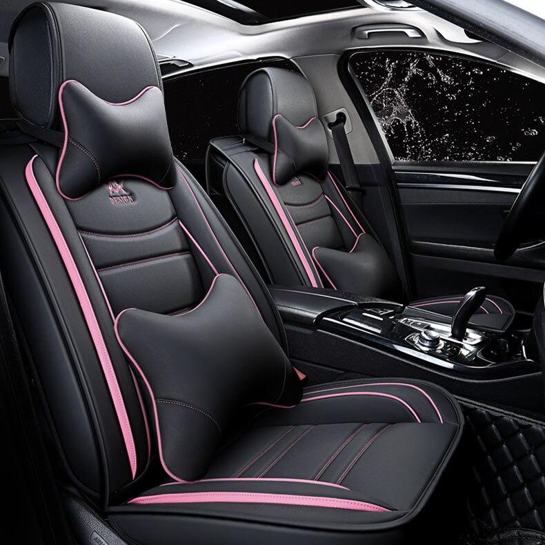 Cubierta Universal de asiento de coche para opel astra k h j....