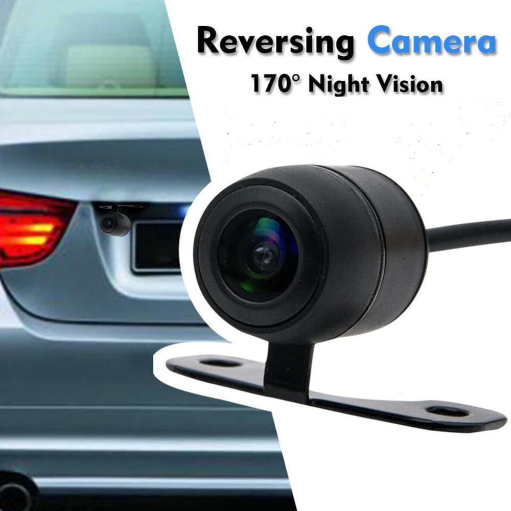 170 градусов HD Автомобильная Камера Переднего Вида запасная камера заднего вида монитор заднего вида парковочная помощь водонепроницаемый ИК Ночное Видение