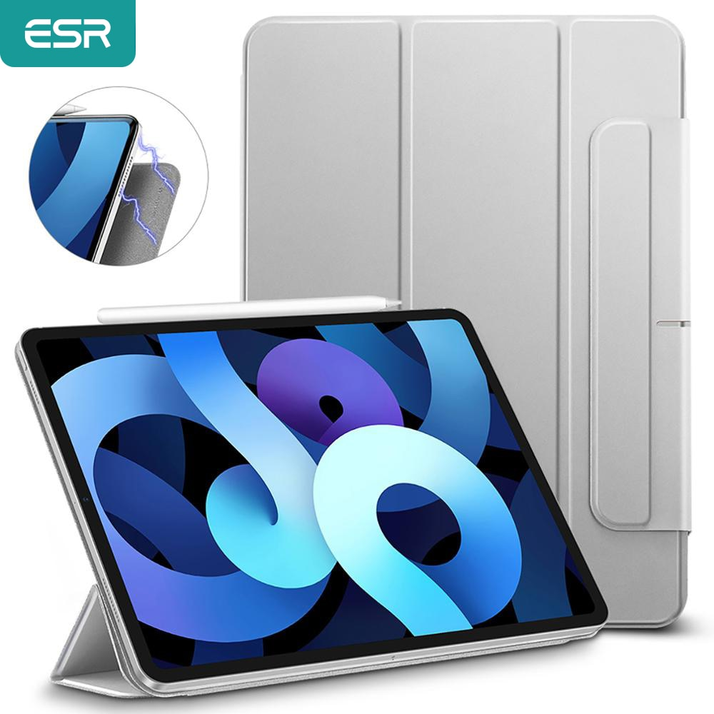 ESR Case for iPad Air 4 Pro 11/12.9 Slim Magnetic Auto Silky-Smooth 2020