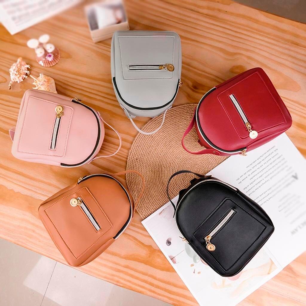 2020 женские кожаные рюкзаки, высокое качество, Женский винтажный рюкзак для девочек, школьная сумка, дорожная сумка, женская маленькая мини-сумка