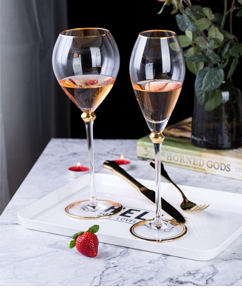 De Lujo tiro de Whisky gafas aislado bebiendo reutilizable de doble pared Wisky taza de vidrio Bicchieri Vetro cocina Bar comedor E6