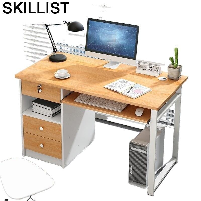 Mesa de escritório dobravel, mesa quadrada para notebook, mesa de cabeceira e mesa de computador