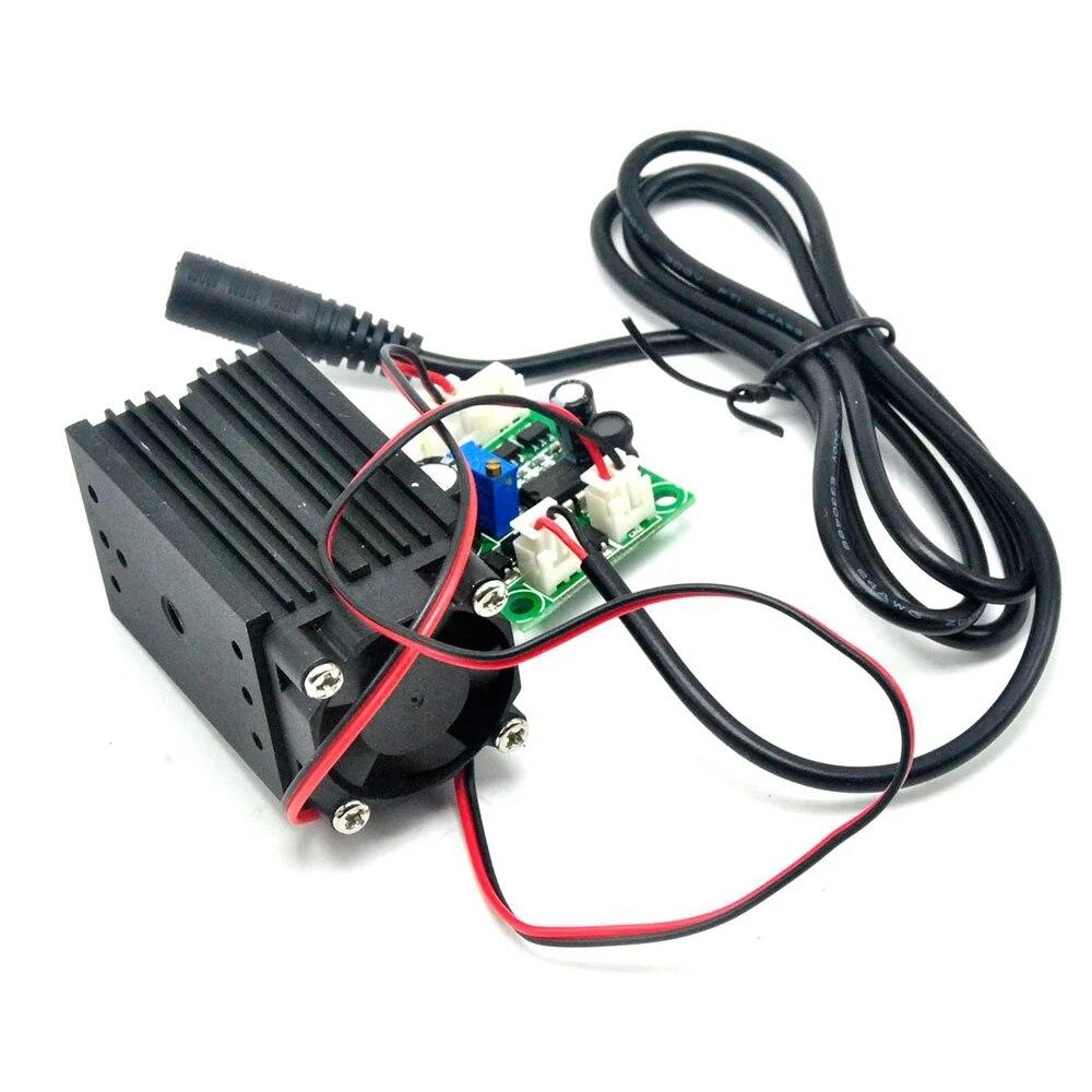 300 мВт 635 нм оранжевый красный лазер диод модуль фокусируемый точка лазер блок 33x50 мм 12 В