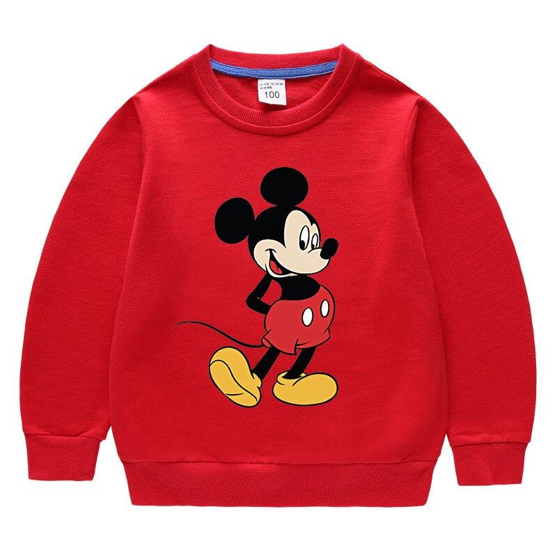 Диснеевский Микки изображением мышки; Толстовка с капюшоном с принтом в виде героя мультфильма для малышей, пальто для девочек с капюшоном, свитшоты, детская одежда для девочек пуловеры для мальчиков верхняя одежда для детей|Толстовки и кофты| | АлиЭкспресс