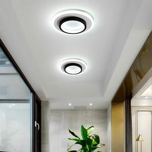 Verllas Modern LED Ceiling Lights for bedroom bedside lamp corridor aisle balcony minimalist porch Led ceiling Lamp