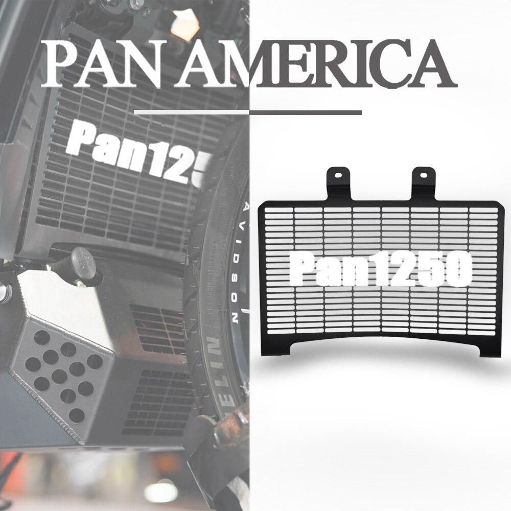 دراجة نارية شبكة المبرد الشواية واقية الحرس غطاء مثالي ل هارلي عموم أمريكا 1250 S PA1250 S panamera1250 2021 2020