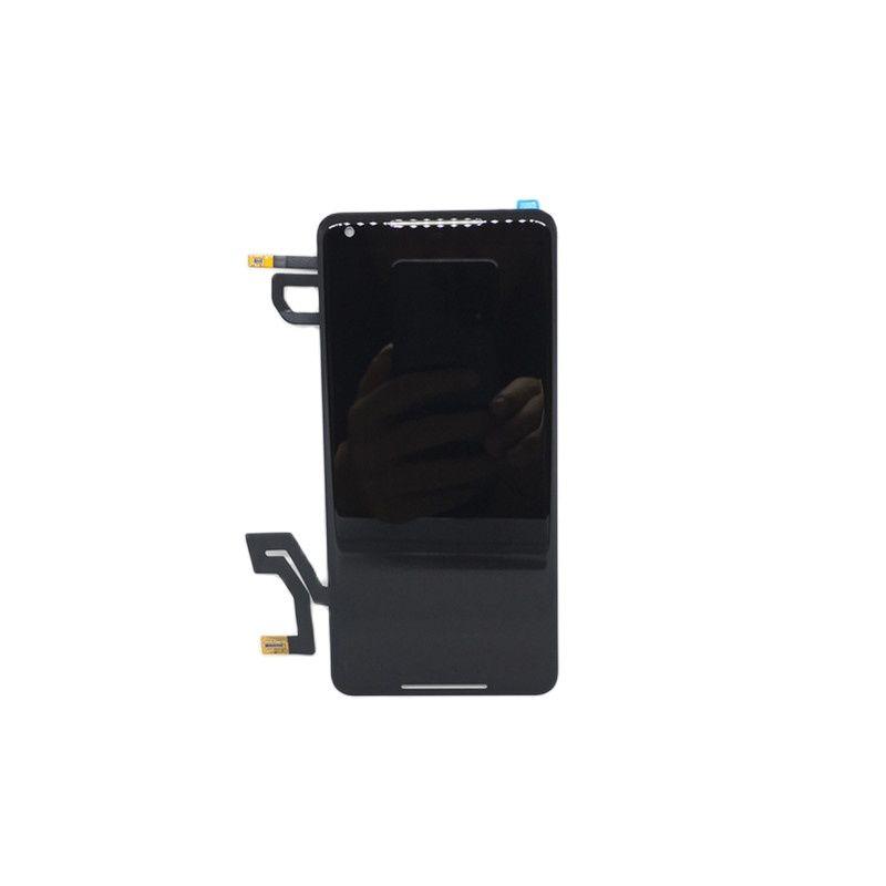 الأصلي ل HTC جوجل بكسل 2 XL شاشة الكريستال السائل واللمس غيار للشاشة مع أدوات + لاصق