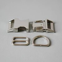 50 suit %ef%bc%88metal buckle8 buckled ring set adjustment diy accessories high quality plated metal accessories sliver