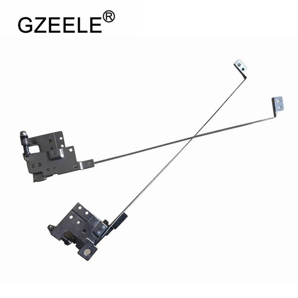 GZEELE ملحقات للكمبيوتر المحمول المحمول Lcd مفصلات عدة لديل خط العرض zl80 محمول يتوقف R & L