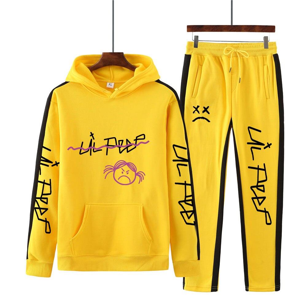 Lil Peep Hoodies Love lil.peep men Sweatshirts Hooded Pullover Sweatshirts men/women sudaderas Men Hoodie Streetwear men's suits недорого