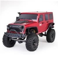 rctown hsp unlimited remote control climbing car 2 4g rc 4wd off road vehicle 86100 simulation climbing car