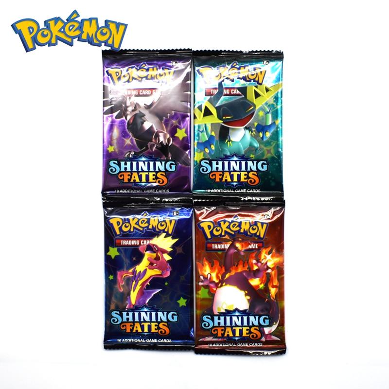 cartas-de-pokemon-swsh-sword-shield-estilos-de-batalla-fates-brillantes-de-tension-vivida-xy-evolution-pikachu-mewtwo-juguetes-coleccionables