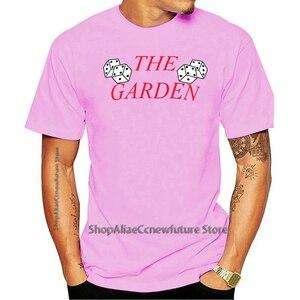2021 Leisure T-shirt Garden Sign Band To Fletcher Ha-ha Mirror Wyatt To Enjoy Jigsaw Vada Tombstone Burger Records
