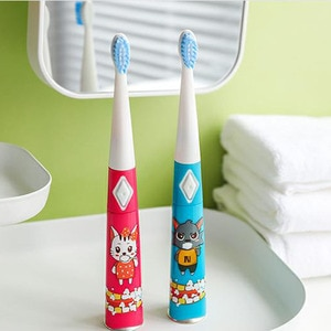 children electric toothbrush   battery electric  toothbrush  soft brushhead