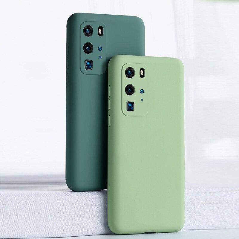 Lujosa funda de móvil exfoliante de Color caramelo para Samsung Galaxy A80, funda para Etui Samsung A80 SM-A805F, funda trasera de silicona suave