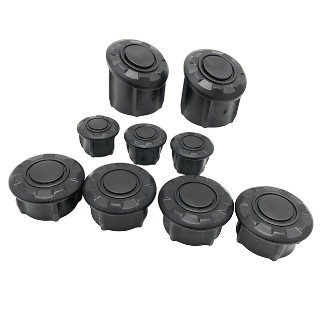 For BMW R1250GS LC R1250 GS Adventure adv 2019-2021 Frame Hole Cover Caps Plug Decorative Frame Cap Set Motorcycle Accessories