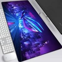 2021 NEUE ASUS Gaming Grose Mauspad Republik Von Gamers Tastatur Pad Locking Rand Gummi Otaku Maus Pad Buro Laptop Schreibtisch matte