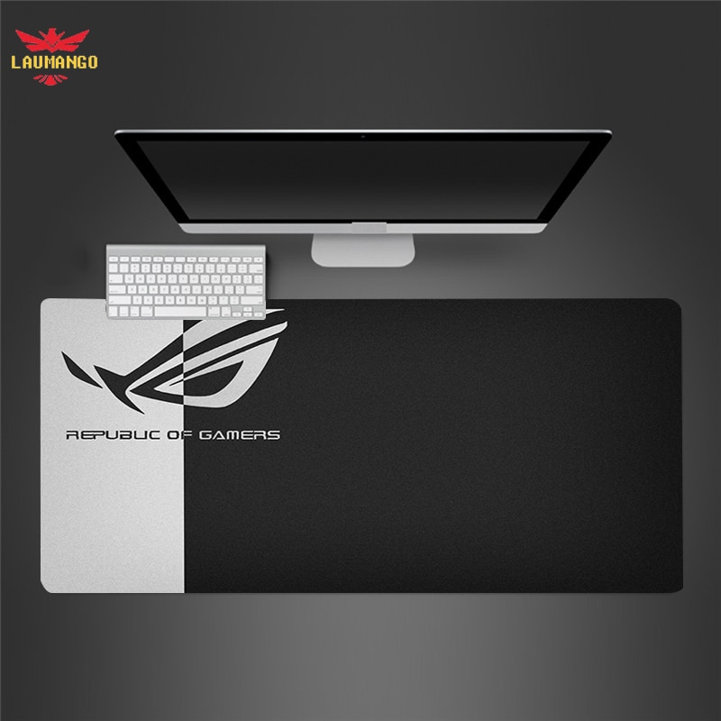 XXL ASUS grande 900x400mm XL alfombrilla de ratón para portátil ordenador portátil...
