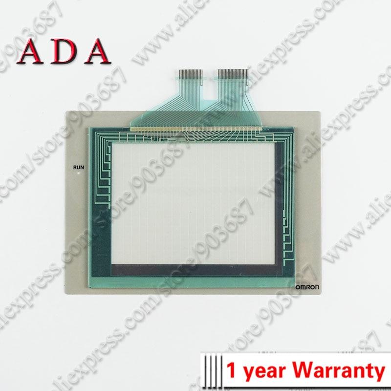 Сенсорный экран панель стекло дигитайзер для Omron NS5-SQ00-V1 NS5-SQ01-V1 NS5-SQ00-V2 сенсорный экран и Передняя пленка