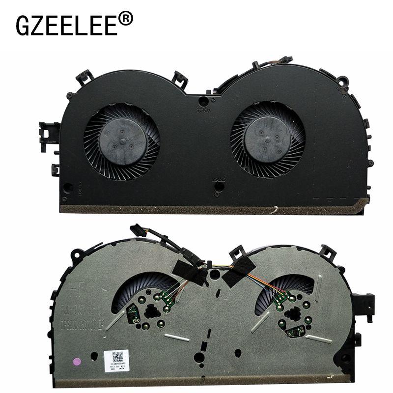 GZEELE Новый охлаждающий вентилятор для ноутбука LENOVO Legion Y520 Y520-15IKB R520 R720 R720-15IKBN DFS551205WQ0T FJ9D DC28000D6F1