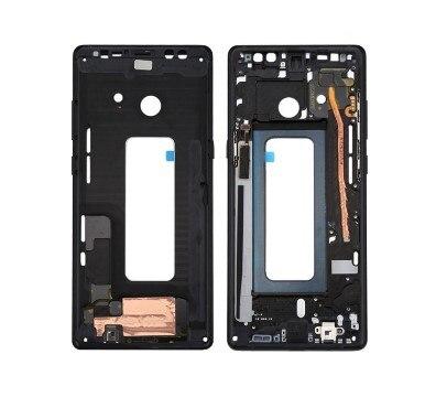 10 قطعة لسامسونج غالاكسي نوت 8 نوت 8 N950 نوت 9 N960F N9600 LCD عرض الإطار الأوسط الإسكان منتصف الحافة الهيكل لوحة