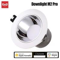 Nouveau Downlight intelligent M2 Pro Bluetooth maille spot 2700-6500K Led ampoules fonctionne pour Apple Homekit pour Mihome App