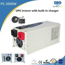 Onduleur à onde sinusoïdale pure 3000w   UPS avec chargeur intégré