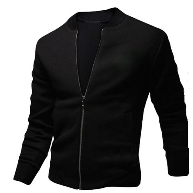 Мужская осенняя куртка, Мужская Корейская куртка на молнии, мужская куртка, бейсбольная куртка, мужской кардиган