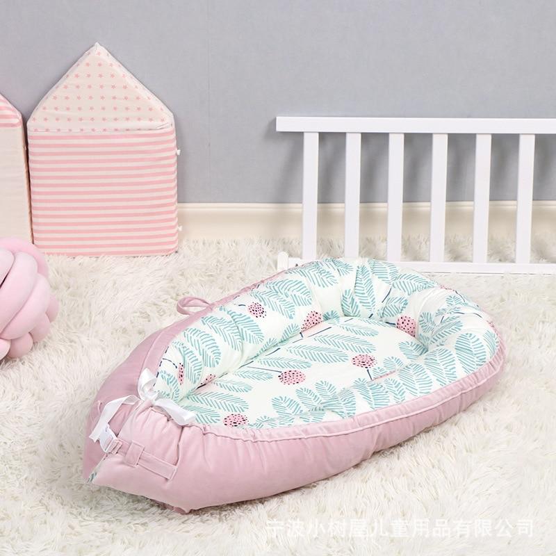 الوليد الطفل المحمولة القابلة للإزالة وقابل للغسل سرير سفر عش السرير سرير القطن سرير جديد سرير سفر للأطفال الرضع الاطفال
