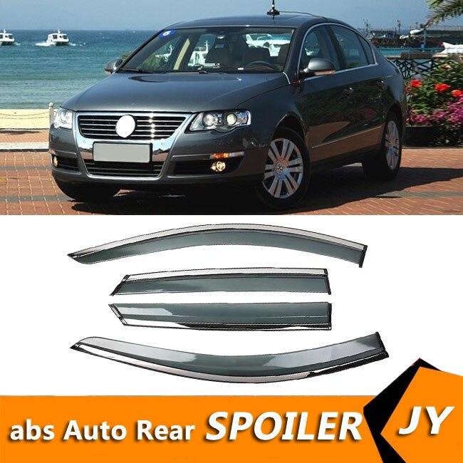Para Volkswagen Passat B7 2007-2011 ventana Visor de ventilación tonos Deflector de...