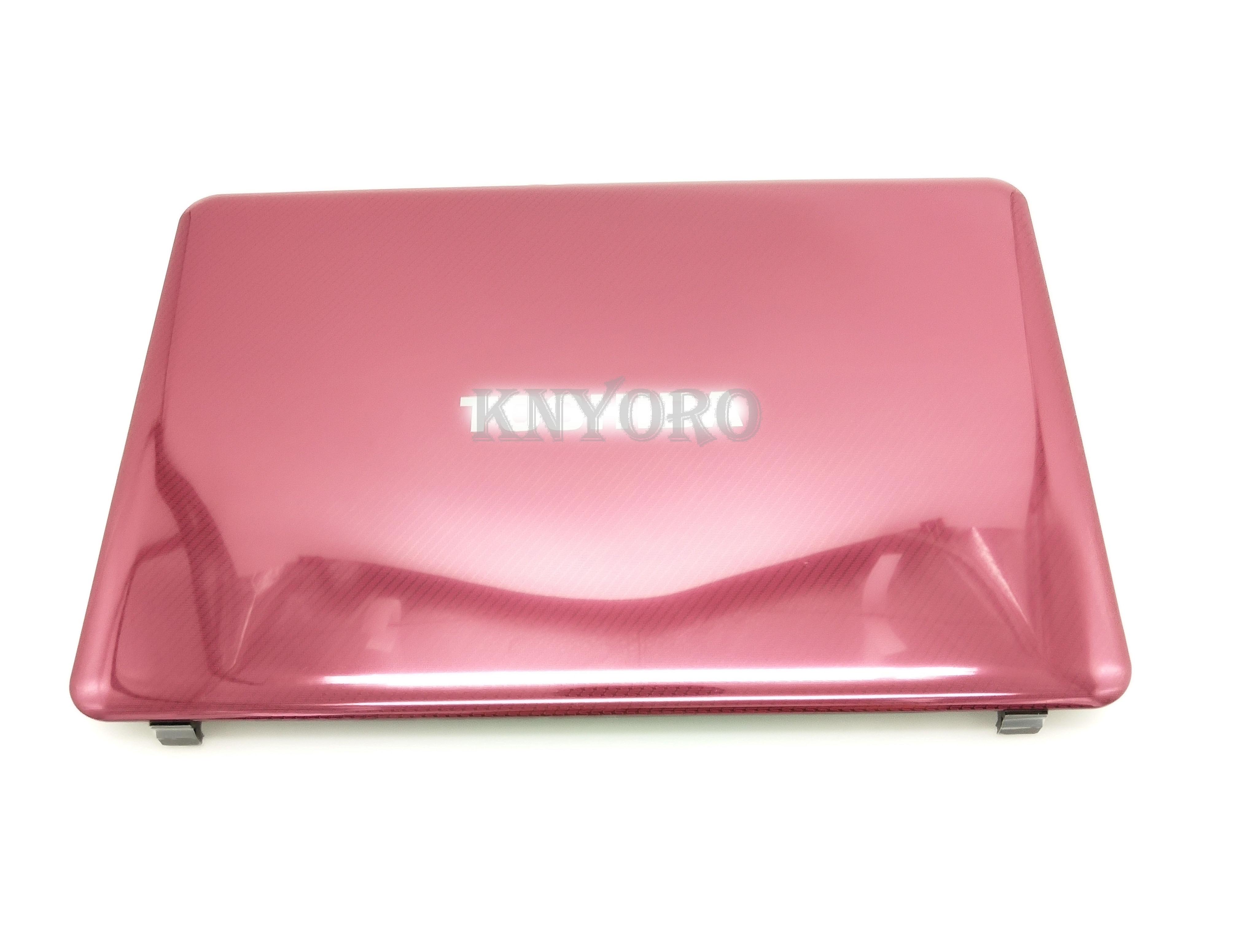 Nuevo para Toshiba Satellite LCD contraportada pink ZYE38BY4LC01A0121017